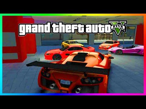 GTA 5 Online QnA - Super Car Dealerships, New Vehicle Features, Stock Market & MORE! (GTA 5)