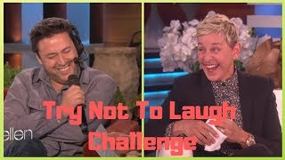 Andy Funniest Moments on Ellen