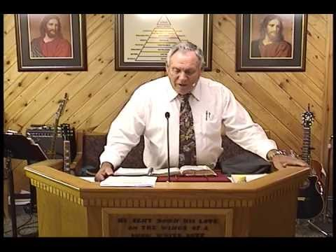 13-0901am - How Does God Predestinate Pt.12 (Part of God) - Samuel Dale