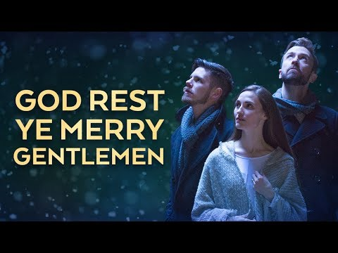 [OFFICIAL VIDEO] God Rest Ye Merry Gentlemen - Peter Hollens feat. The Hound + The Fox