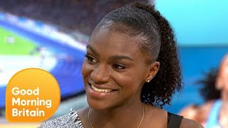 Sprint Sensation Dina Asher-Smith Hails Serena Williams as One of Her Heroes | Good Morning Britain