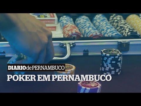 Cenário do Poker em Pernambuco