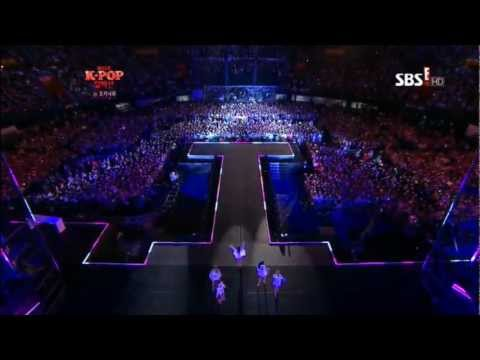 1102 SBSE! K-POP In Okinawa Kara Pandora Ment Step Cut