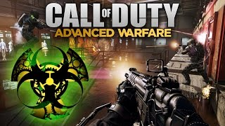 """INFECTED""    and ""GUN GAME"" in Advanced Warfare!"