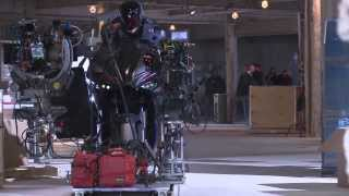 Robocop (2014): Behind the Scenes (Broll) Part 1 of 3