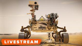 WATCH: NASA Mars Perseverance Rover Landing! - Livestream