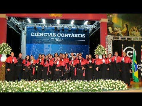 Faculdade Católica: Formatura Ciências Contábeis