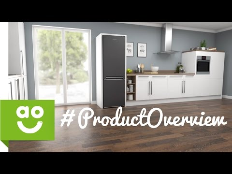 Hotpoint Fridge Freezer H8A1ESB Product Overview   ao.com