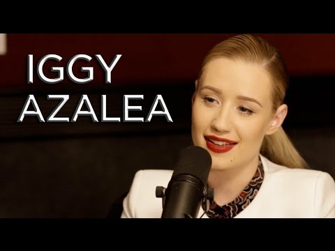 Baixar Iggy Azalea talks A$AP Rocky Tattoo + Kimye Vogue Issue!