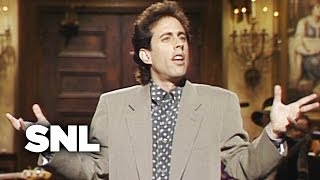 Jerry Seinfeld Monologue: New York - Saturday Night Live