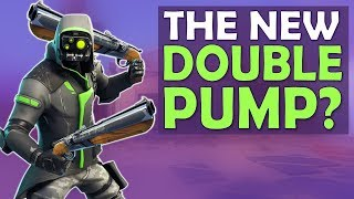 THE NEW DOUBLE PUMP   DOUBLE BARREL SHOTGUN - (Fortnite Battle Royale)