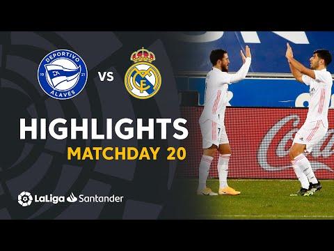 Highlights Deportivo Alavés vs Real Madrid (1-4)