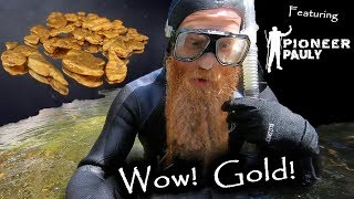 WOW GOLD!  - - Found sniping with Pauly!