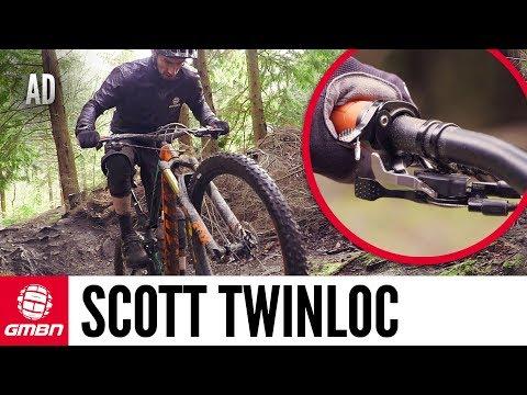 GMBN | Riding Scott TwinLoc Remote Suspension System
