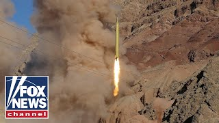 Pentagon claims Iranians fired missile at US drone and missed