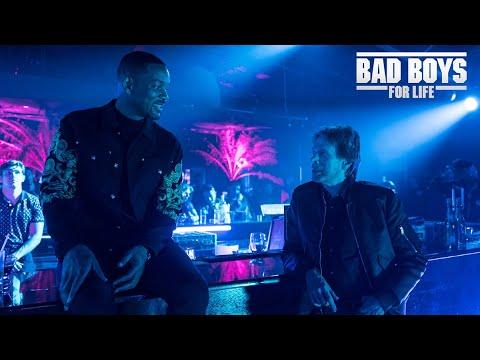 """BAD BOYS FOR LIFE.  ¿Podrás seguirles el ritmo"""" Ya en cines."""