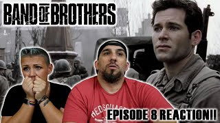 Band of Brothers Episode 8 'The Last Patrol' REACTION!!