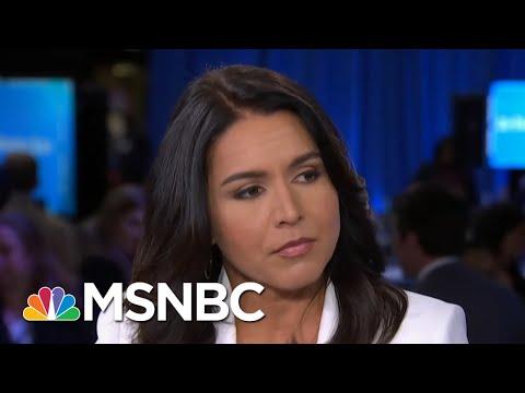 'Dishonest' : Steve Schmidt Presses Tulsi Gabbard On Meeting Bashar al-Assad | MSNBC