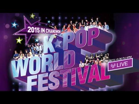 [LIVE] 2015 K-POP World festival