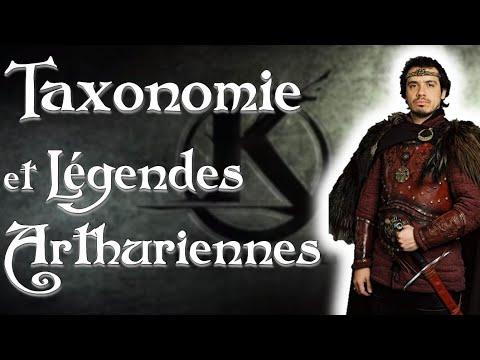 Kaamelott et science : les noms d'espèces inspirés des légendes arthuriennes