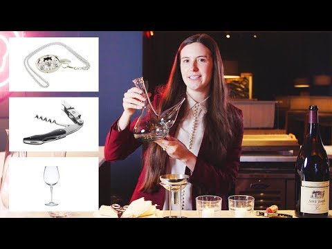 5 Essential Tools of a Sommelier