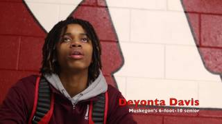 What's next for Muskegon's Deyonta Davis