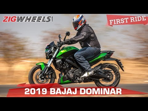 2019 Bajaj Dominar Review - 5 Things You Need To Know