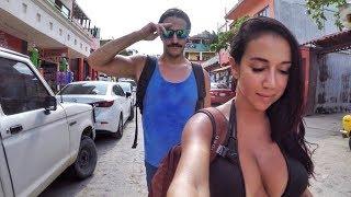 Mexico Travels: Nuevo Vallarta, Marietas Islands - Hidden Beach, Sayulita -  DJI Drone GoPro