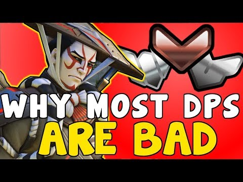 Why MOST DPS MAINS Are