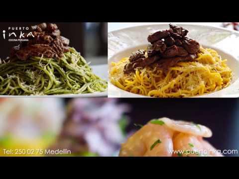 Puerto Inka - Cocina Peruana - Medellín