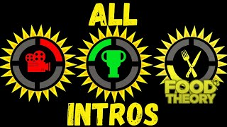 All MatPat Theory Channels Intro (Current)