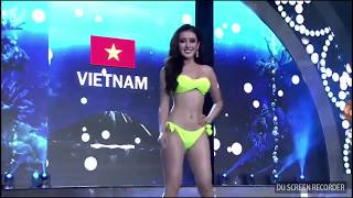 Miss Grand International Vietnam 2017 - Nguyễn Trần Huyền My (Full Performance)