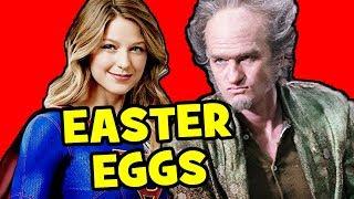 A Series of Unfortunate Events EASTER EGGS & SEASON 2 Tease
