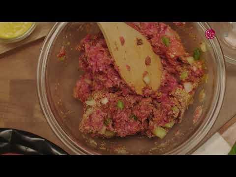 LG Presents - 2Chainz' Homestyle Turkey Burger