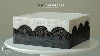 노오븐 오레오 치즈케이크 만들기 : No-Bake Oreo Cheesecake Recipe | Cooking tree