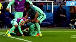Những pha đánh đầu kinh hoàng của Ronaldo