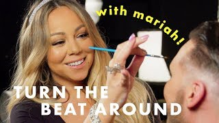 Mariah Carey Gives Her MUA a Crazy 2000s-Inspired Makeover | Turn The Beat Around