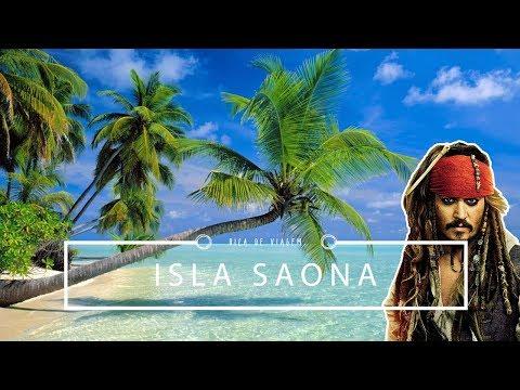 Conhecendo a Isla Saona em Punta Cana - Vlog #2 | Pigmento F