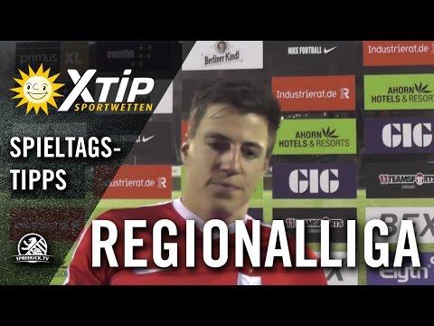 XTiP Spieltagstipp mit Christian Skoda (FC Viktoria 1889 Berlin) - 17. Spieltag, Regionalliga Nordost | SPREEKICK.TV