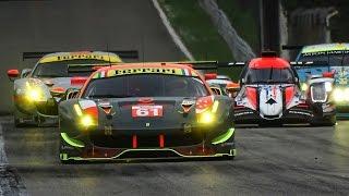 [3D Binaural Audio] WEC Prologue 2017 Monza – LMP1, LMP2  GT Cars