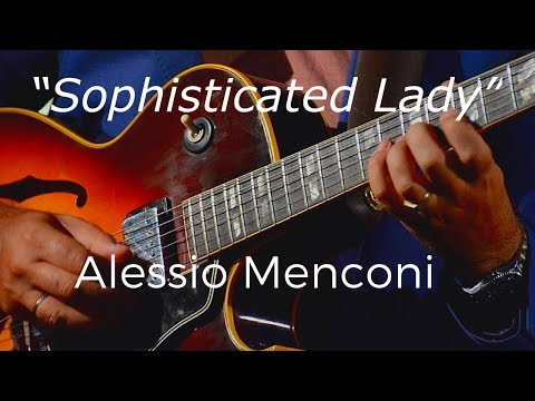 Sophisticated lady - Alessio Menconi