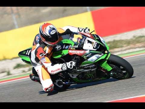 2016 Kawasaki Racing Team ZX-10R WorldSBK Test - Cycle News