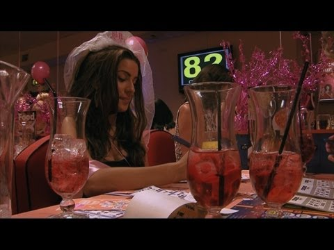 Stag Do in Vegas vs. Hen Do at the Bingo - Don't Tell the Bride: Episode 2 Preview - BBC Three - BBC  - h7h43axmFvY -