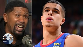 Jalen Rose loves the Nuggets and is excited about Michael Porter Jr. | Jalen & Jacoby