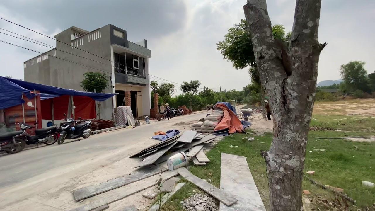 Lô cuối cùng view hồ Châu Pha đã có sổ - ngay chợ Tóc Tiên, LH 0904863913 video