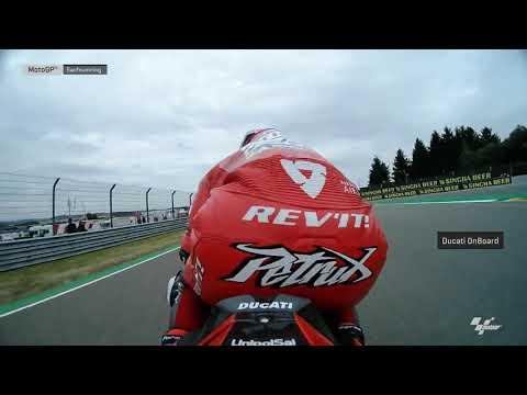 Mission Winnow Ducati OnBoard: HJC Helmets Motorrad Grand Prix Deutschland