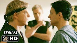 "COBRA KAI Season 2 Official Trailer ""Two Dojos, One Fight"" (HD) Karate Kid Series"