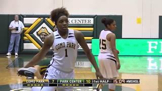 High School Girls Basketball: Como Park vs. Park Center