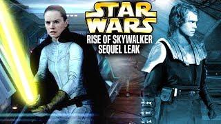 The Rise Of Skywalker Sequel Leak Is Shocking! (Star Wars Explained)