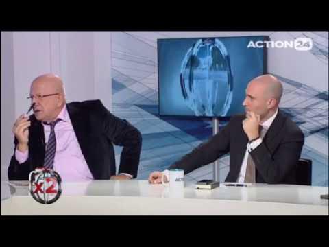 Μ. Γεωργιάδης / Χ2, Action24 / 5-12-2017